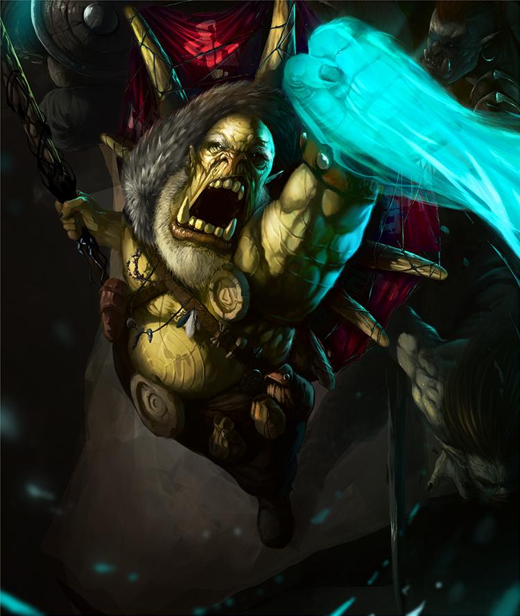 Ork Shaman